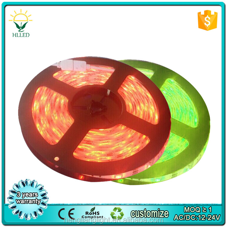 IP65 waterproof outdoor Led light strip wholesale 24V 5050 RGB Led Strip Light,Addressable DMX RGB Led Strip Digital