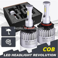 Waterproof Car led headlight h4 8000lm h3 h7 h11 h13 9004 9005 9006 9007 h4 led auto lamp bulb kit