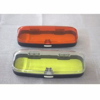 Clear Fancy New Shape Glasses Case For Sale