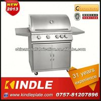 Professional Custom large bbq grill for sale in malaysia