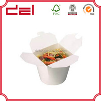 Cheap new design chinese noodle packaging paper box wholesale