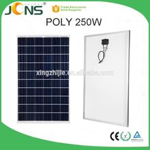 poly crystalline solar cell 150W free shipping solar panel with junction box