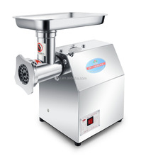 High efficiency stainless steel industrial electric meat grinder