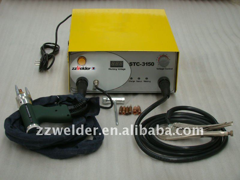 Long life time and high quality configuration stud welding machine