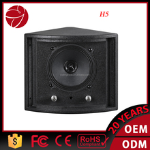 Professional conference and halls in places PA products power speaker H5