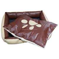Excellent quality stylish design footprint pet bed sofa and nest dog beds south africa