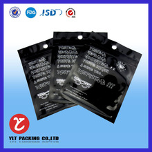custom printing heat seal aluminum foil bag for food package