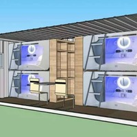 Luxury Container Home Living Ready Made
