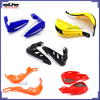 Top Sale Dirt Pit Bike Off Road Hand Protector guard LED Light Motorcycle Hand Guards