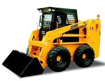 JC 65 skid steer loader,china bobcat,engine power 65hp,loading capacity 900kg