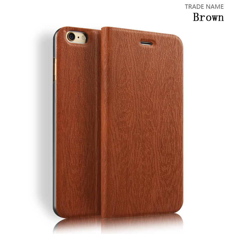 Newest fancy high end tree texture mobile/cell phone case for Apple iPhone 6/6s