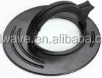 Iron non-stick mutil pan lid, pot cover cast iron pan lids aluminum pot lids for sales