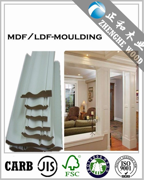 Density board- moulding