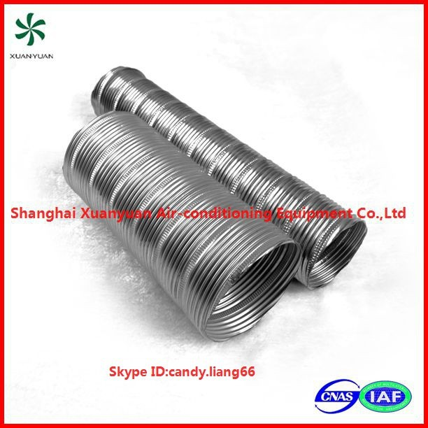 List manufacturers of flexible duct stainless steel buy