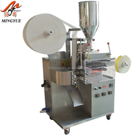 Automatic thread and label Mango Blend Tea bag packing machine