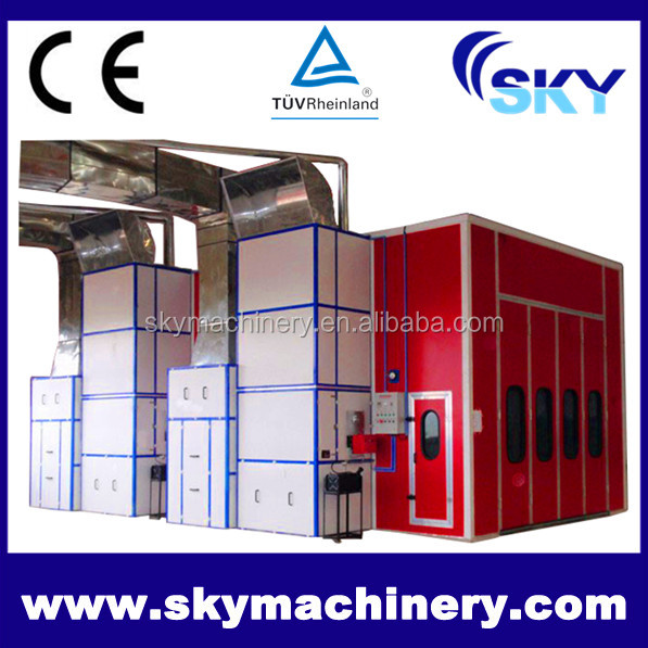 SB500, Car spray booths Spray Painting Chamber Car Paint Spray Booth /auto paint dryer/3D Truck Paint Booth