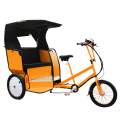 Three wheel Bike Taxi/ Bicycle Rickshaw