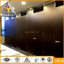 modern design public toilet partitions for hotel use