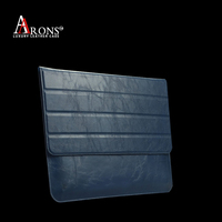 Premium leather bag tablets case for macbook pro leather case