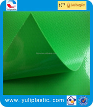 PVC inflatable swimming pool materials