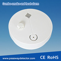 Rate of Rise and Fixed temperature heat detector comply with CE ROHS