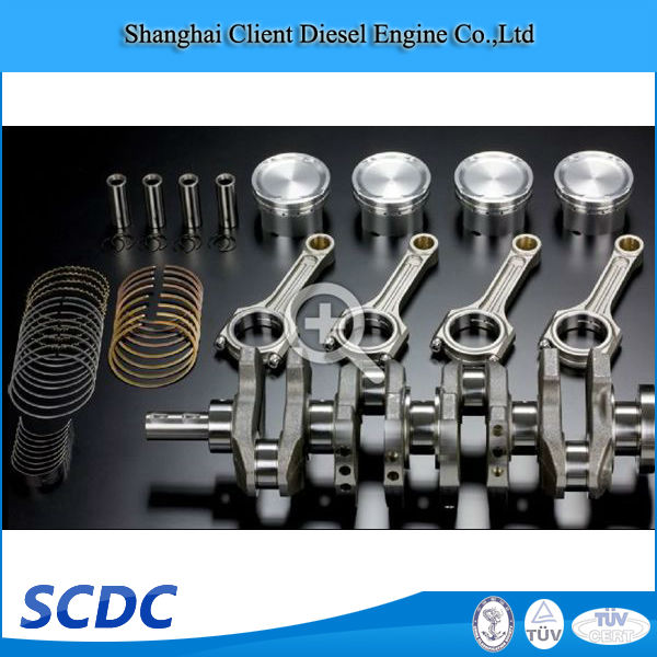Top Quality and quick delivery Howo engine spare parts