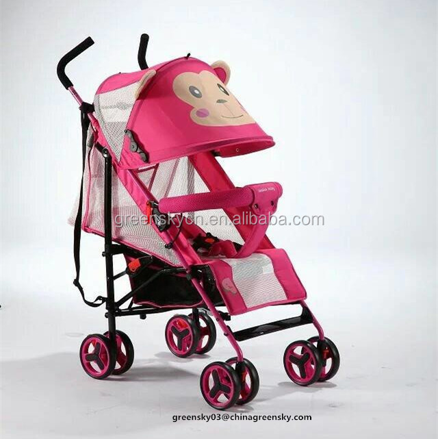 China baby stroller manufacturer pram baby stroller with reversible handles