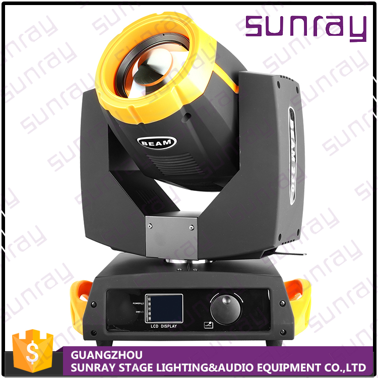 Hot Sale Stage Lighting Dmx512 16 Channel Control 5R 200W 230 7R Sharpy Lamp Beam Moving Head Lightd Beam Light