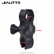 Jialitte Plastic Bicycle Mount For Flashlight Torch Laser Bike J106