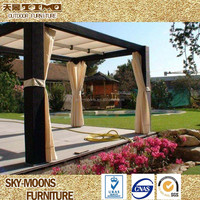 water proof outdoor furniture gazebo, rattan gazebo, gazebo tent(G001)