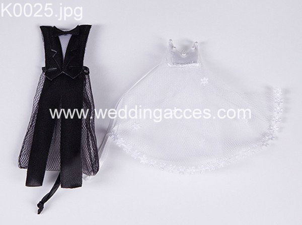 K0025/K0024 Lovely and Beautiful Wedding Candy Gift Bag