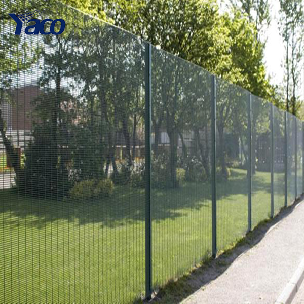 358 Fence Anti Climb And Anti Cut prison security fence High Quality 358 Fence for sale