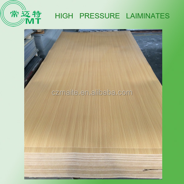 Interior work desk table top/High Pressure Laminate/formica