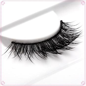 manufacturer dramatic handcrafted quality tip mellow false eyelashes makeup private label package