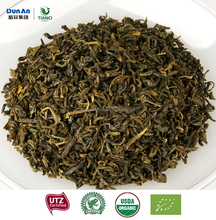 organic green tea chunmee 9371 certified USD and SGS