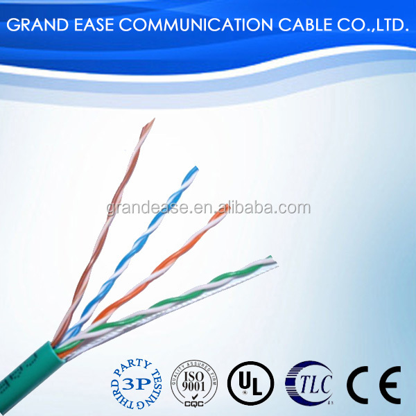 reasonable price network cable lan cable cat6 cable manufacturers