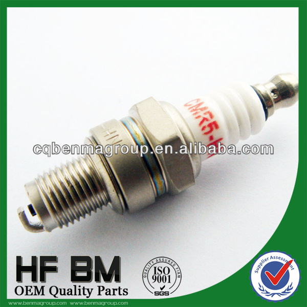 Iridium alloy 200cc motorcycle spark plugs, CG125,CG200 spark plugs for motorcycle Factory!!