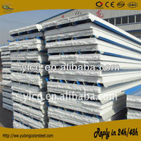 Polystyrene EPS sandwich Panel for house