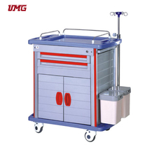 2017 UMG medical devices Rolling Storage Cabinet with Drawers