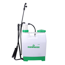 Rainmaker Pesticide Spraying Machinery Manual Knapsack Sprayer in 12L and 16L 20L