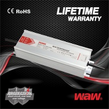350mA Hot sell HLG-60H-350mA Constant Current Waterproof IP67 LED Driver with PFC function