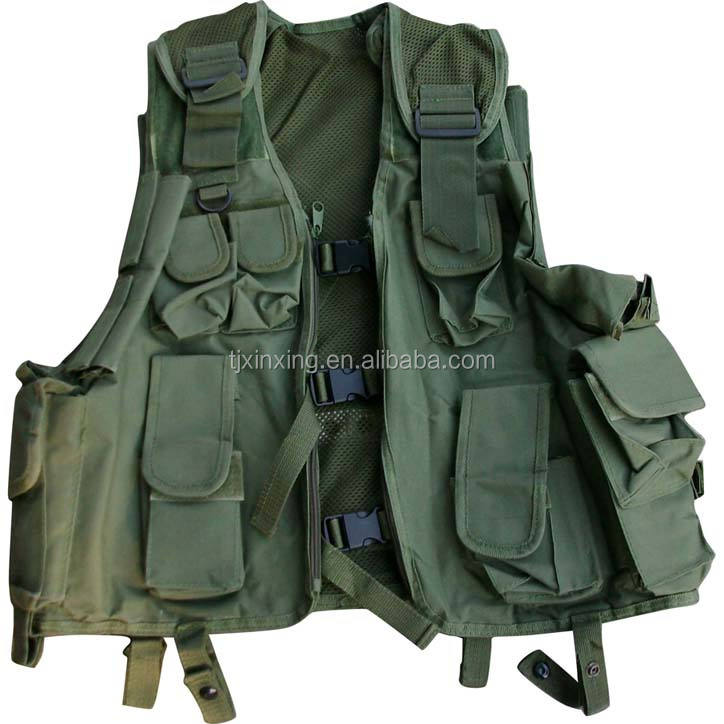 NIJ III Man Paintball Airsoft Combat Tactical Molle Vest/body protect armor