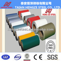 Secondary Prepainted galvanized steel plate made in china