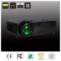 720p best sales portable mini 3000Lumens laptop use low cost led projector