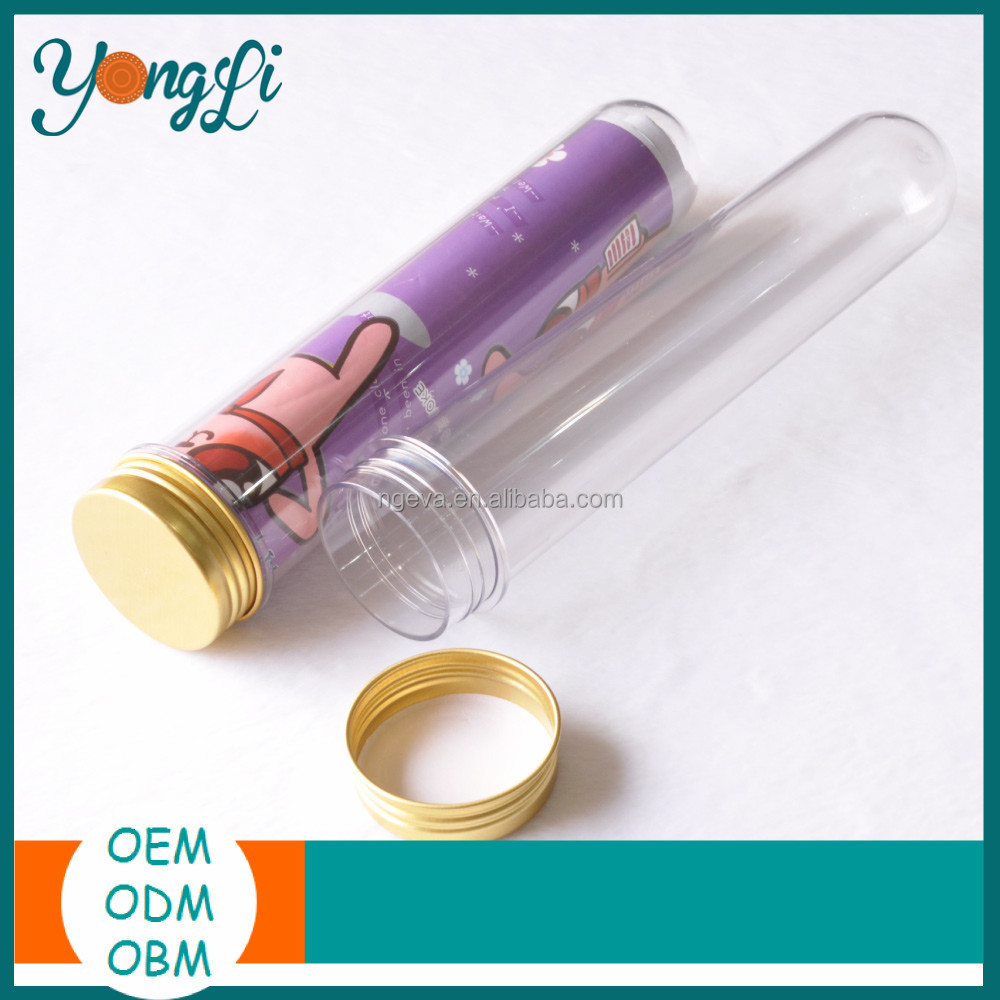 Wholesale Plastic Containers Small Plastic Wine Bottles