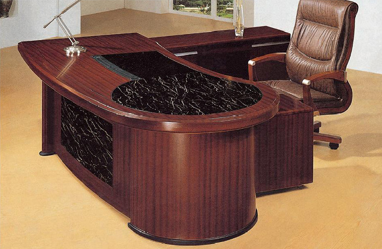 Hot Sale Oval Set Office Furniture Table Executive Ceo Office Desk