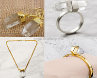 Australia popular drusy gemstonejewelry t, crystal earring ,bracelet ,necklace ,ring.