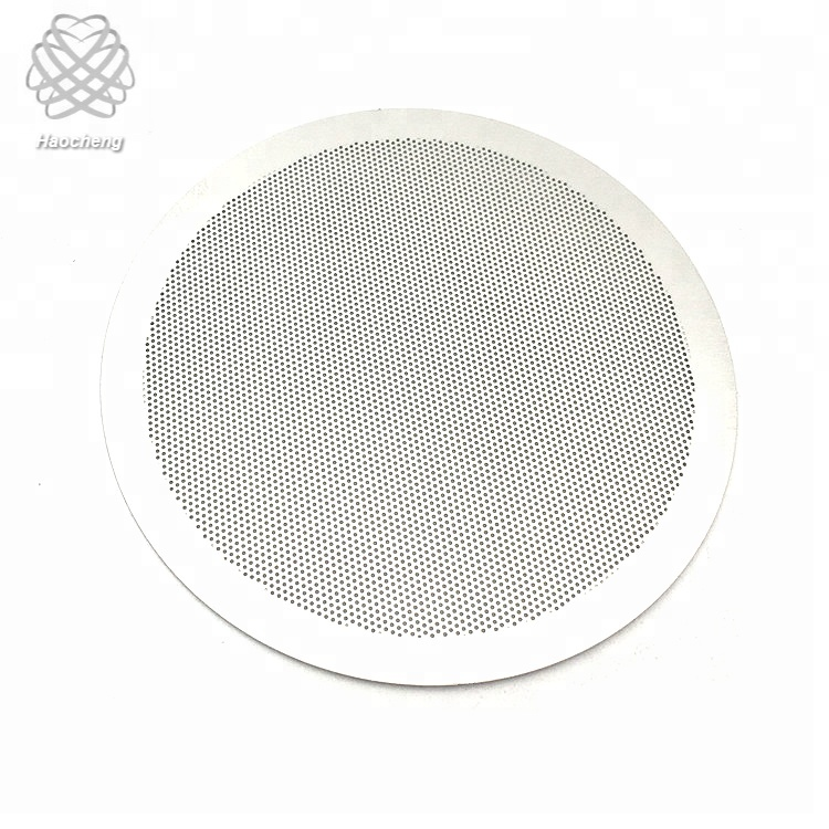 304 Stainless Steel French Press Coffee Mesh Filter For Plunger