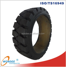 Hot Sale Heavy Duty Press-on Solid Tire