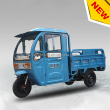 China wholesale 800W adult electric tricycle for passenger and cargo